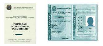 Permissão Internacional para Dirigir (P.I.D.)
